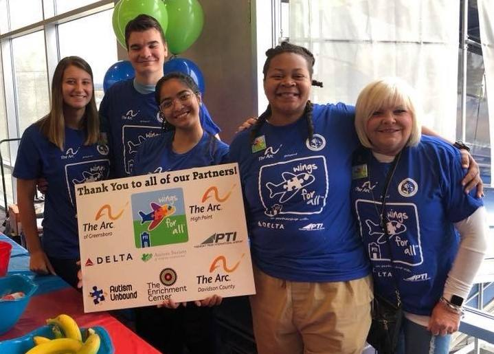 Wings for All® 2018 at Piedmont Triad International Airport