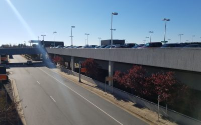 Level 3 and 4 Parking Garage Closures