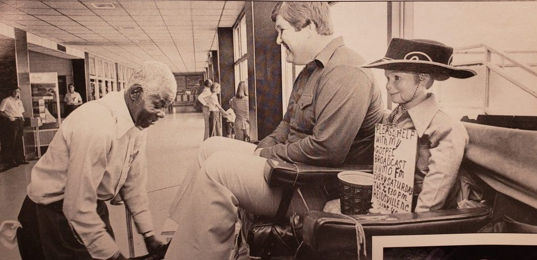 Horace's Shoe Shine: A Legacy of over 50 Years at PTI