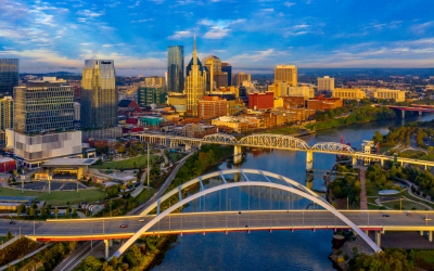 New Service Announcement: NEW nonstop flights to Nashville on Allegiant this summer!